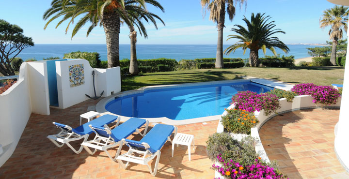 Most of our popular family villas are just a short stroll from the beach and have Wi-Fi included