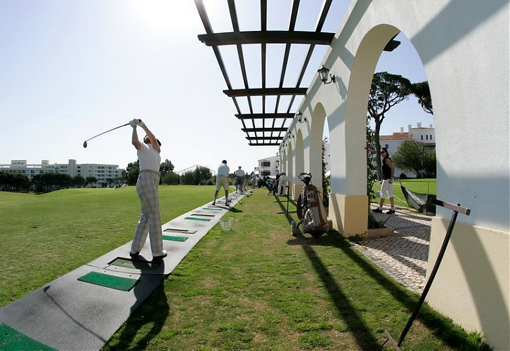 Golf Driving Range and Pro Golf Shop