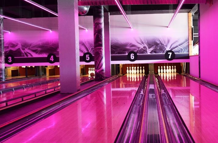Hotshot Bowling & Leisure Centre