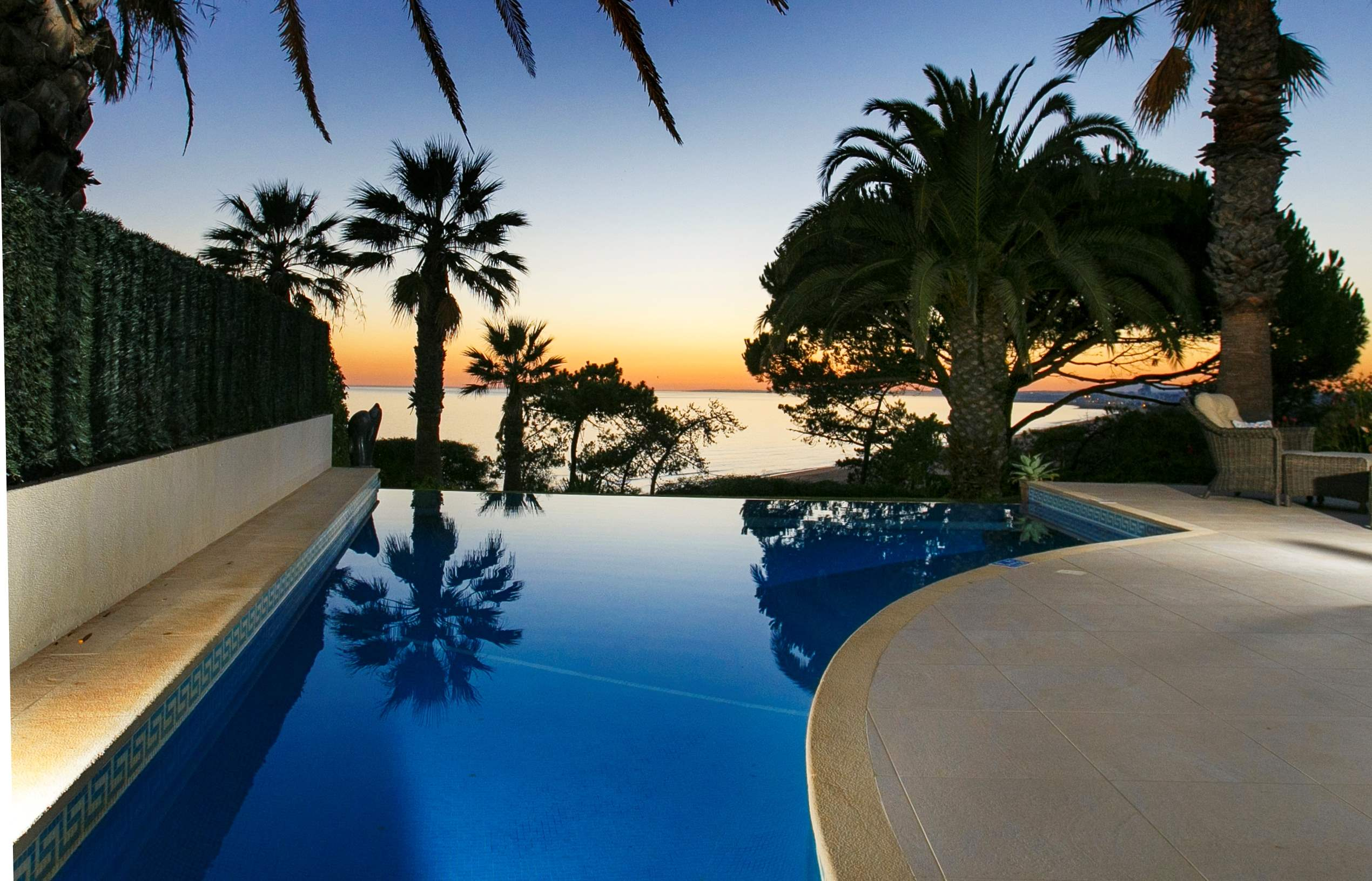 Villa Ocean Beach, 4 bedroom villa in Vale do Lobo, Algarve Photo #17