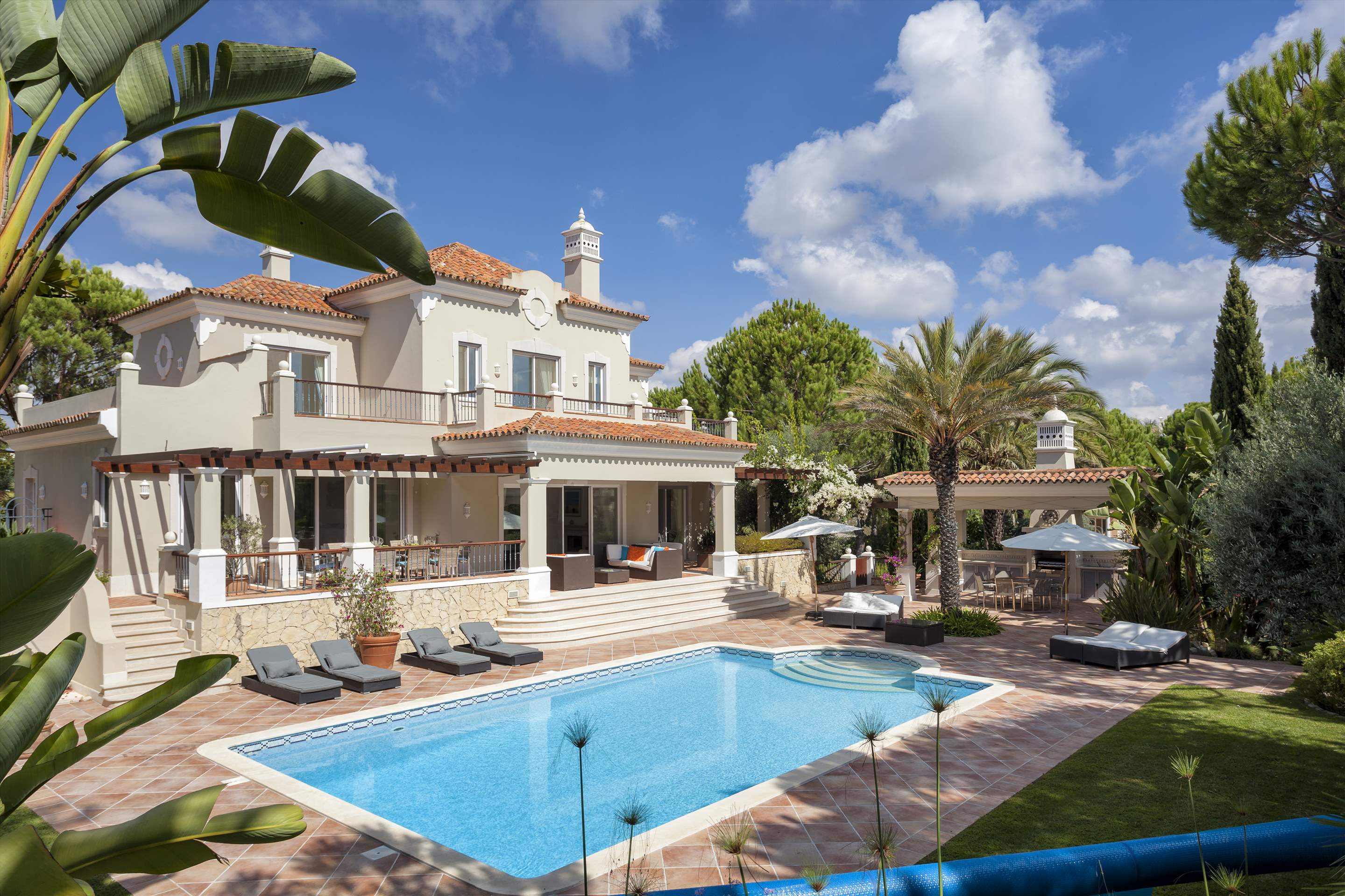 Villa Campainha, 4 Bedroom Rental, 4 bedroom villa in Quinta do Lago, Algarve