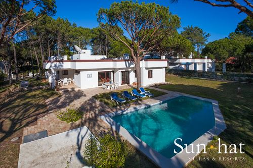 Villa Sunhouse, 5 villa in Vilamoura Area, Algarve