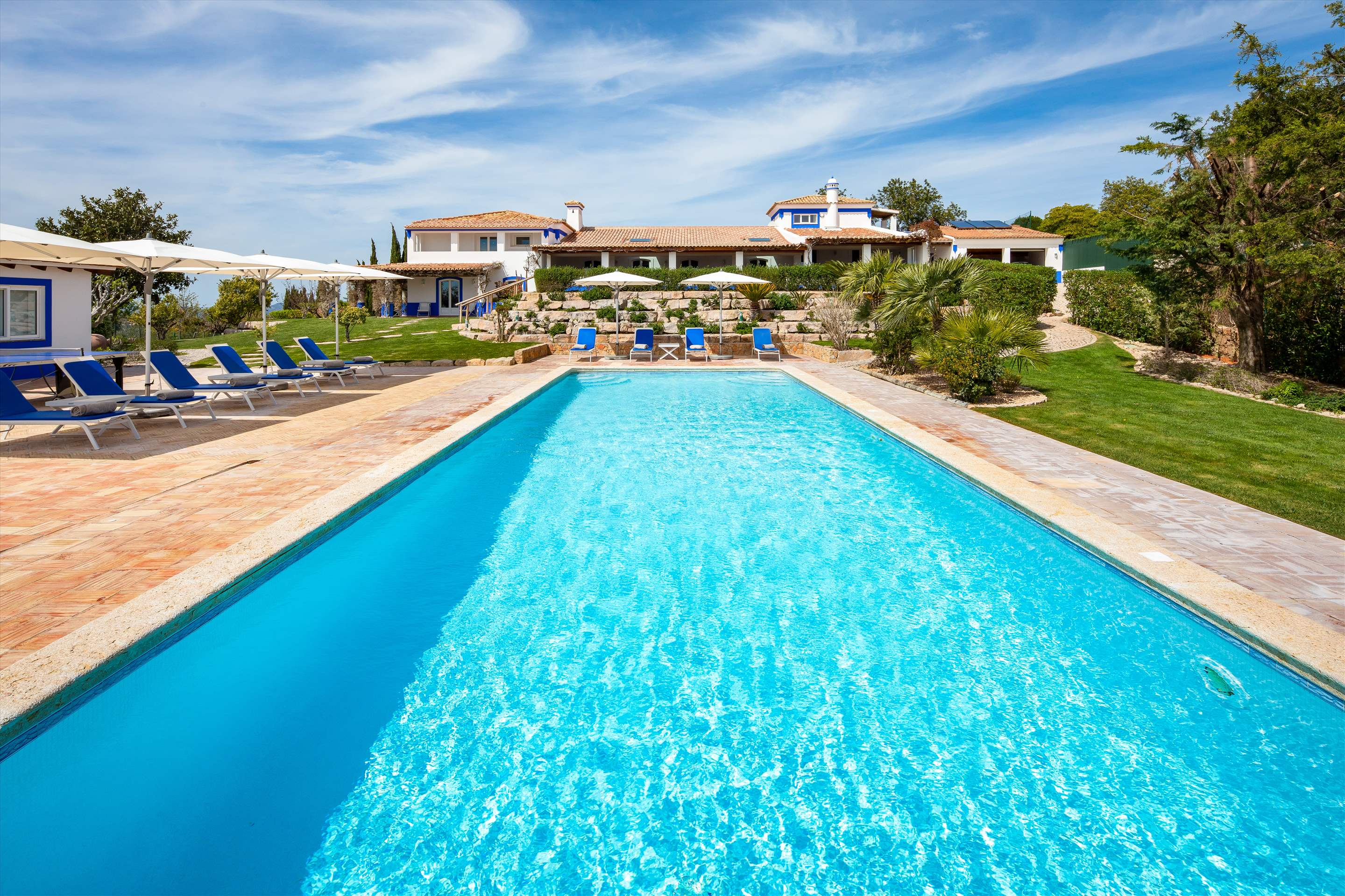 Casa da Montanha, 11-12 persons, 7 bedroom villa in Vilamoura Area, Algarve
