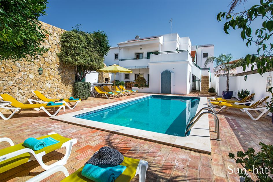 Casa Rebela, 10-11 persons rate, 6 villa in Gale, Vale da Parra and Guia, Algarve