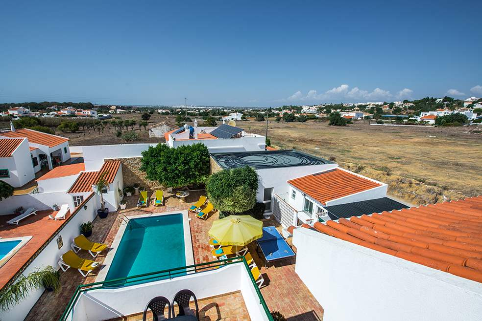Casa Rebela, 10-11 persons rate, 6 bedroom villa in Gale, Vale da Parra and Guia, Algarve Photo #33