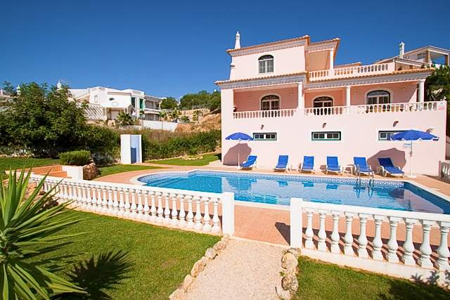 Villa Harmonia, Up to 6 Persons, 3 bedroom villa in Gale, Vale da Parra and Guia, Algarve Photo #1