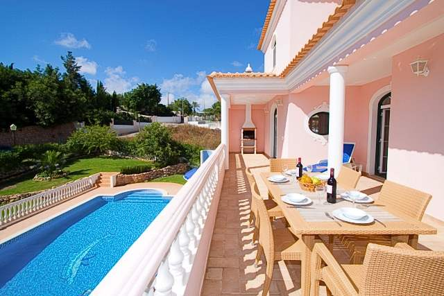 Villa Harmonia, Up to 6 Persons, 3 bedroom villa in Gale, Vale da Parra and Guia, Algarve Photo #2