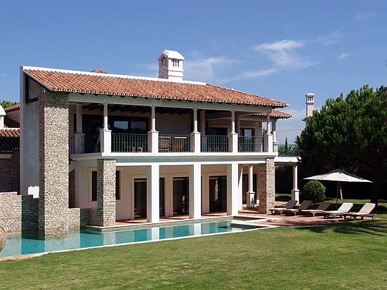 Villa Jardim Atlantico, 5 bedroom villa in Quinta do Lago, Algarve Photo #1