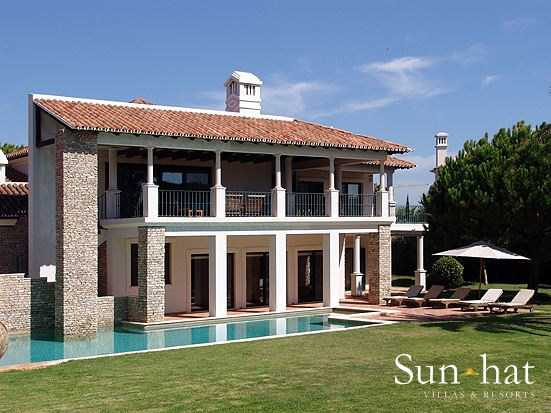 Villa Jardim Atlantico, 5 villa in Quinta do Lago, Algarve