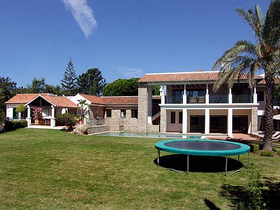 Villa Jardim Atlantico, 5 bedroom villa in Quinta do Lago, Algarve Photo #10
