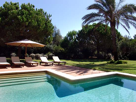 Villa Jardim Atlantico, 5 bedroom villa in Quinta do Lago, Algarve Photo #12