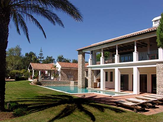 Villa Jardim Atlantico, 5 bedroom villa in Quinta do Lago, Algarve Photo #15