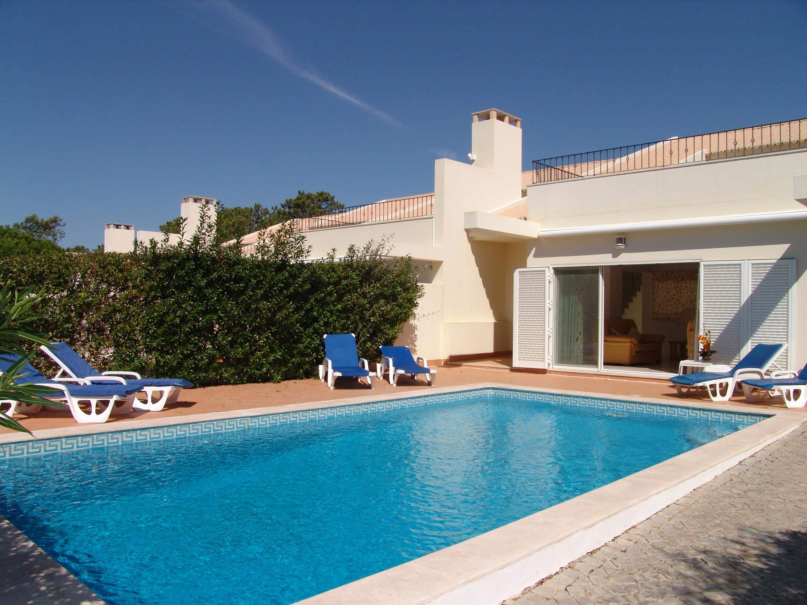Villa 29, 4 bedroom villa in Vale do Lobo, Algarve Photo #1
