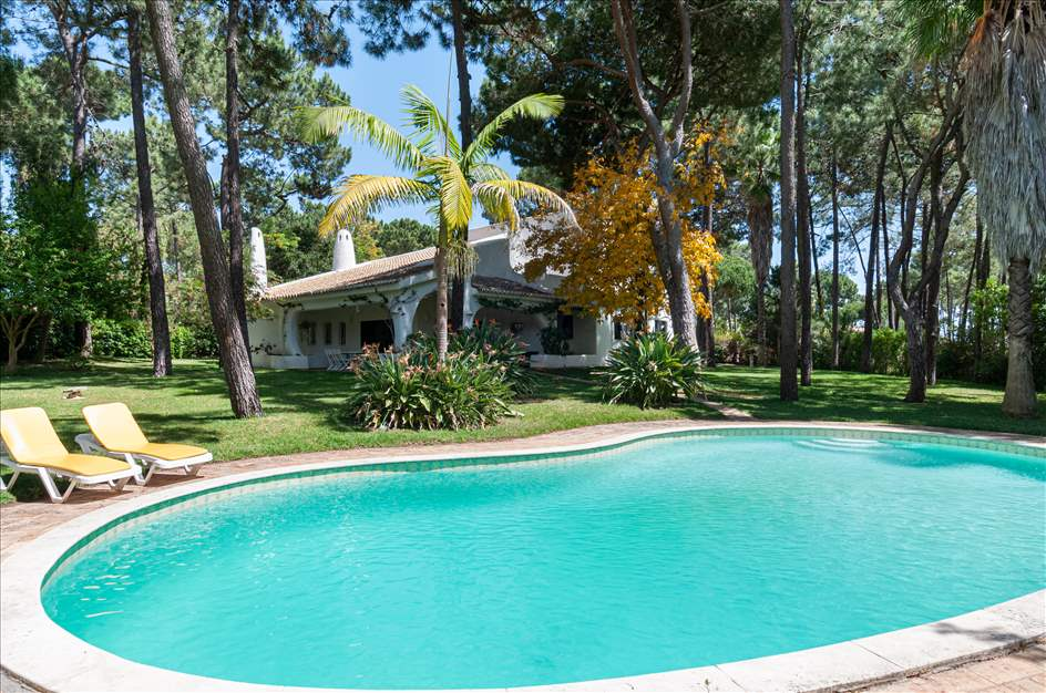 Casa do Pinhal, 4 villa in Vilamoura Area, Algarve