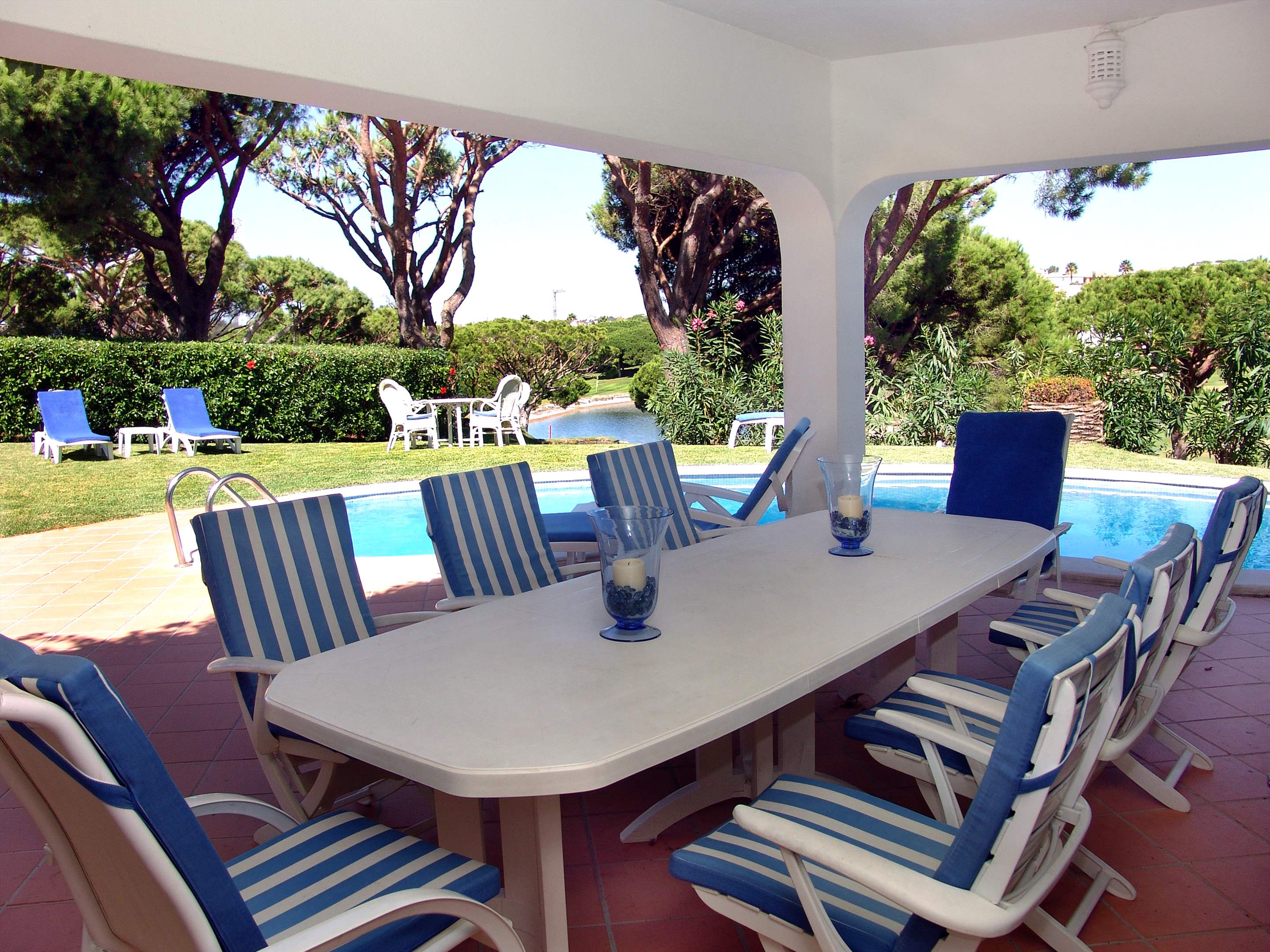Villa Cascata, 4 Bedroom, 4 bedroom villa in Vale do Lobo, Algarve Photo #3
