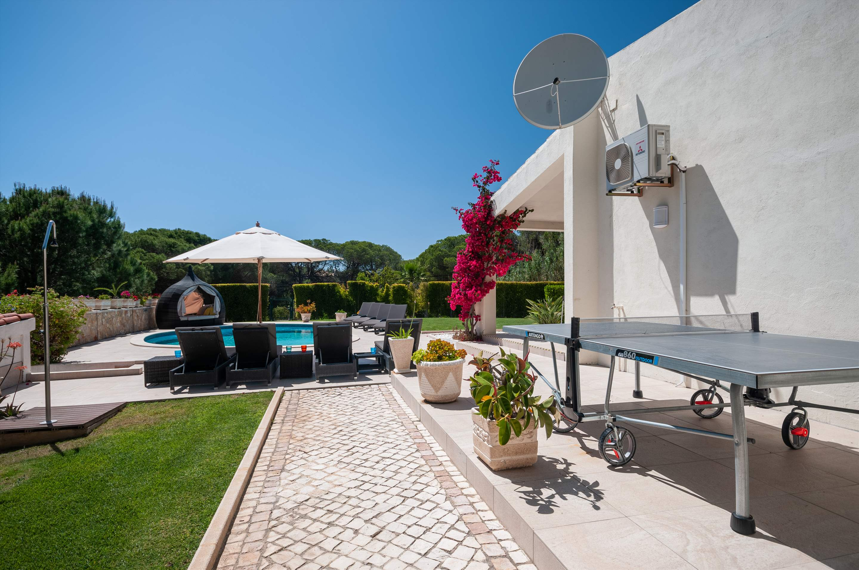 Villa Quinta Francisco, 4 bedroom villa in Vale do Lobo, Algarve Photo #10