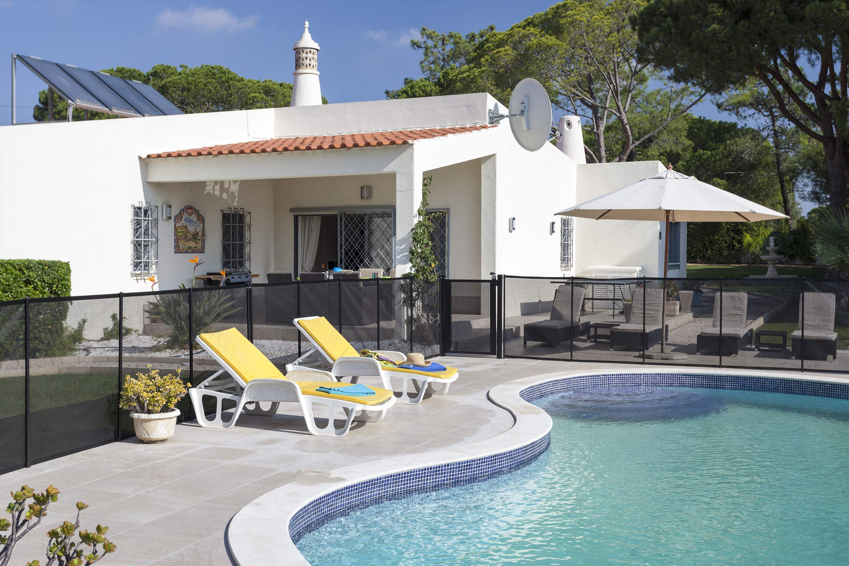 Villa Quinta Francisco, 4 bedroom villa in Vale do Lobo, Algarve Photo #12