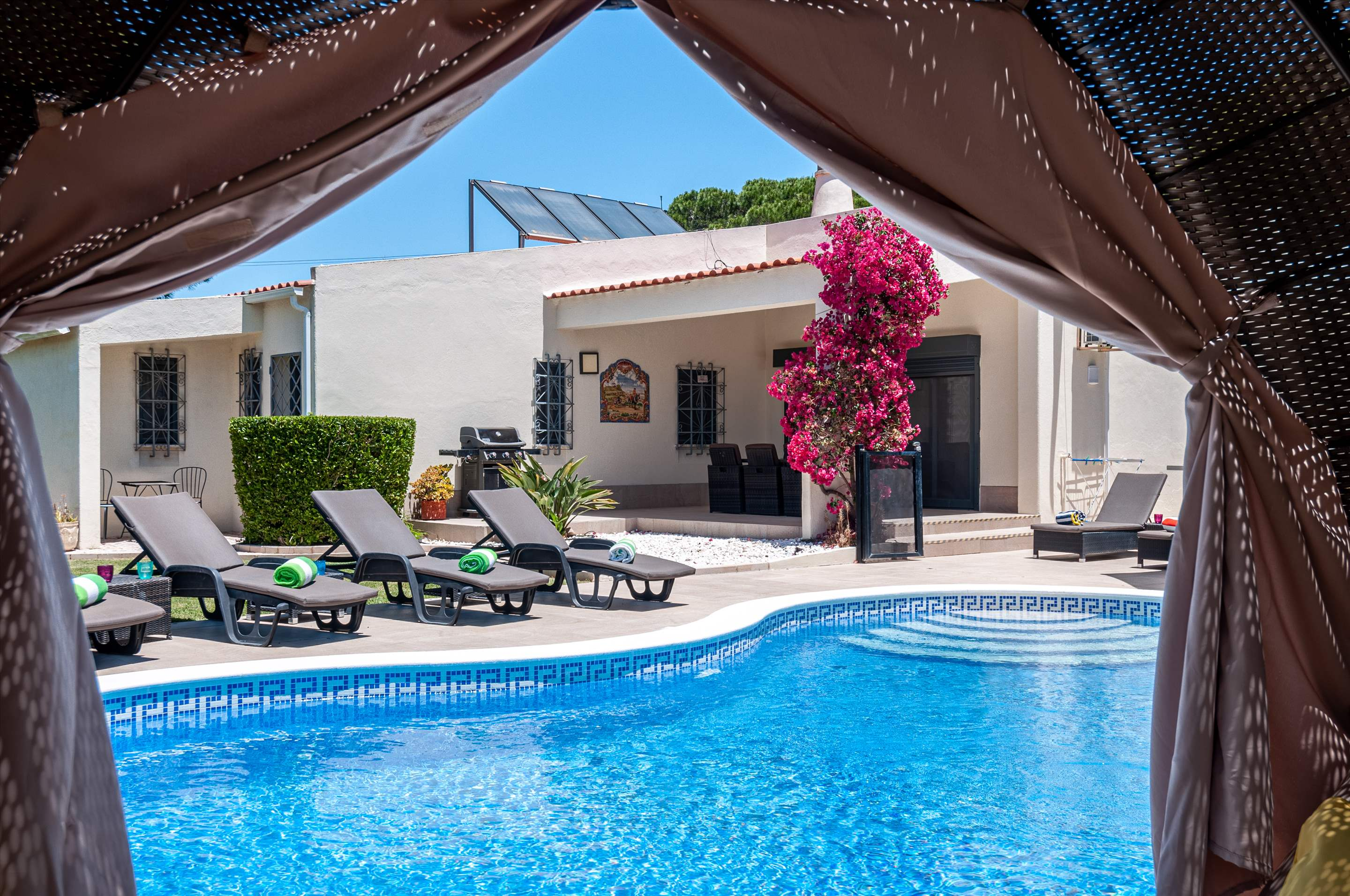 Villa Quinta Francisco, 4 bedroom villa in Vale do Lobo, Algarve Photo #25