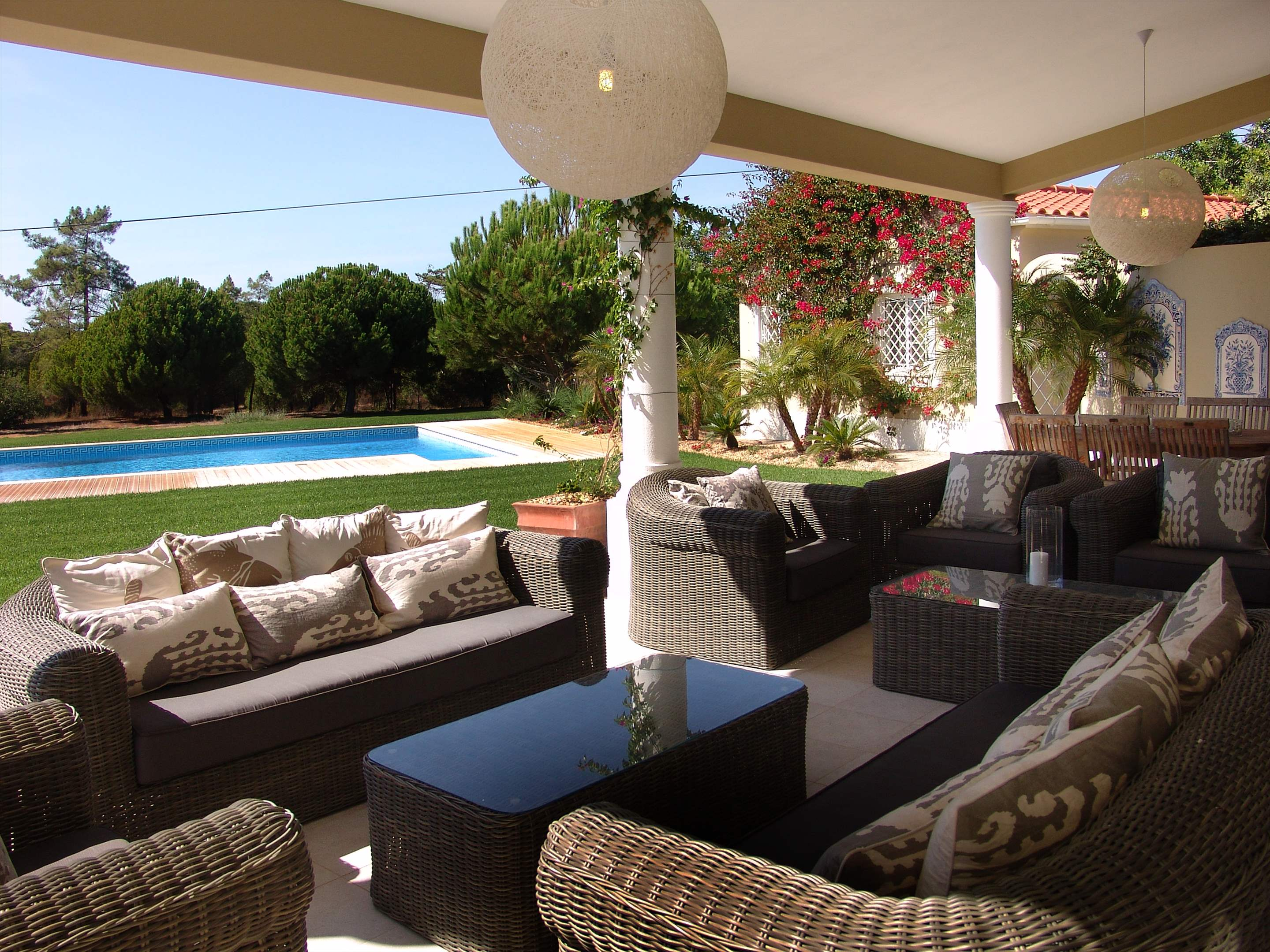 Casa Filomena, Six Bedroom Rate, 6 bedroom villa in Quinta do Lago, Algarve Photo #11