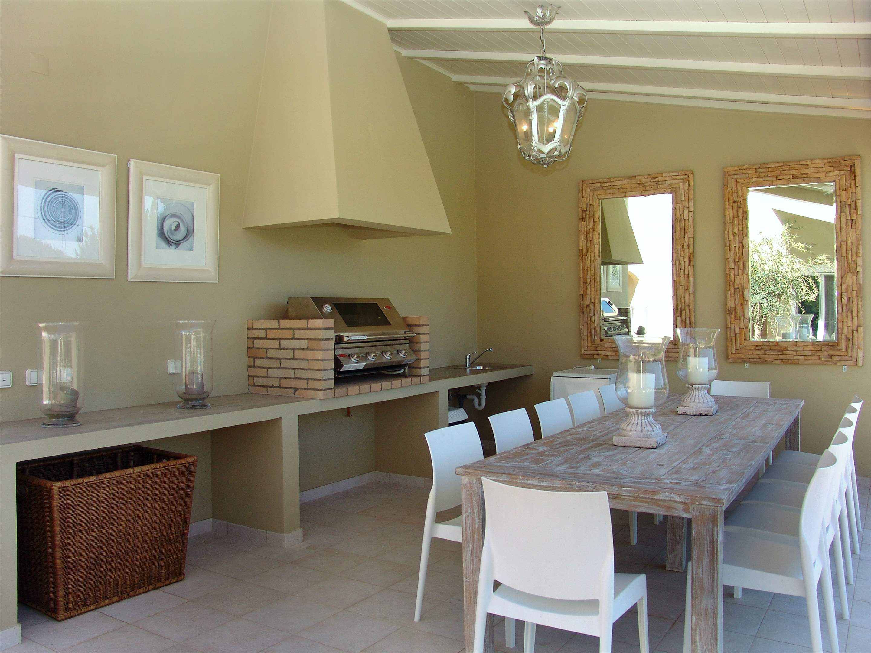 Casa Filomena, Six Bedroom Rate, 6 bedroom villa in Quinta do Lago, Algarve Photo #9