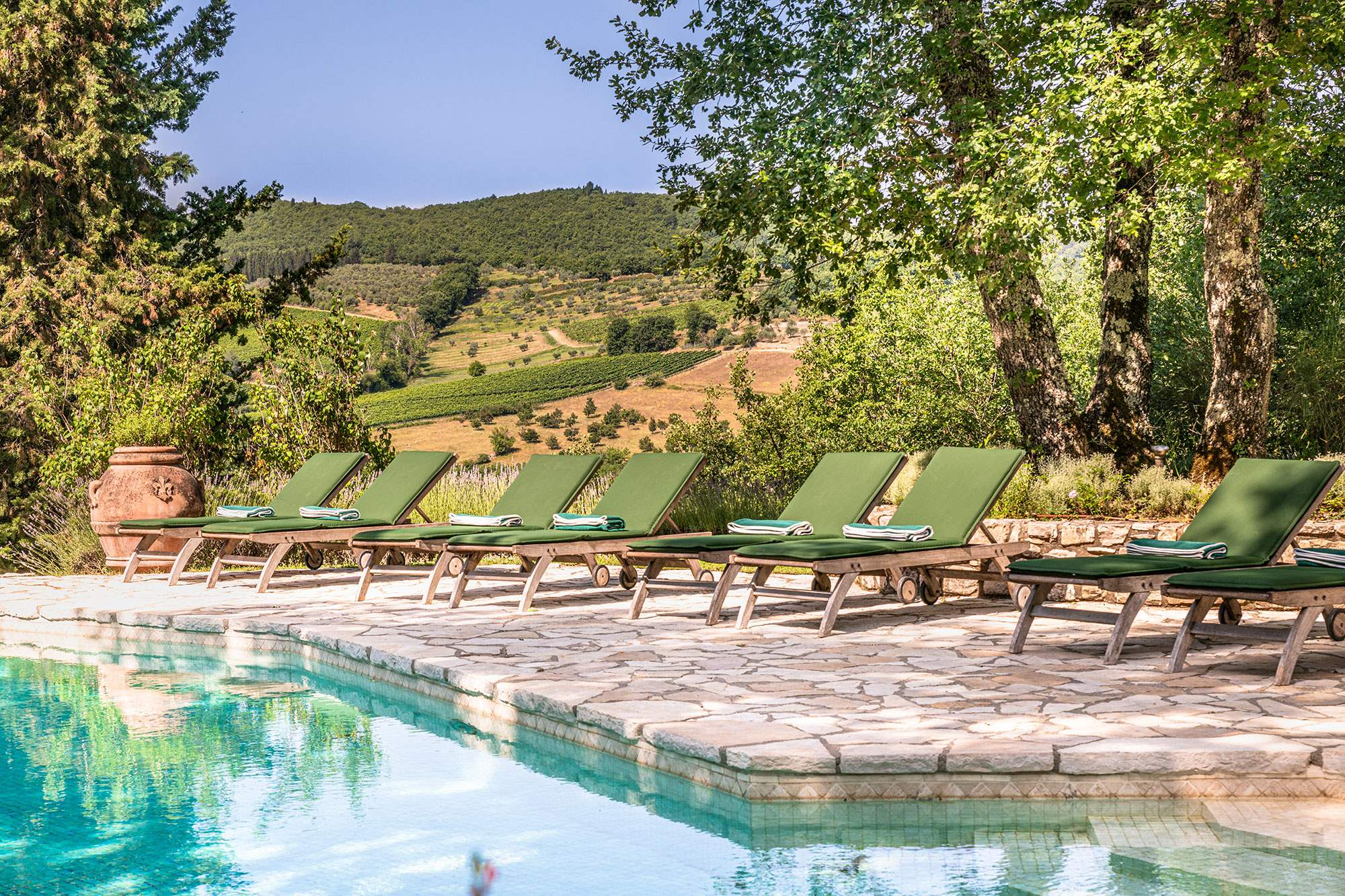 Villa Claudia, 5 Bedroom rate, 5 bedroom villa in Chianti & Countryside, Tuscany Photo #2
