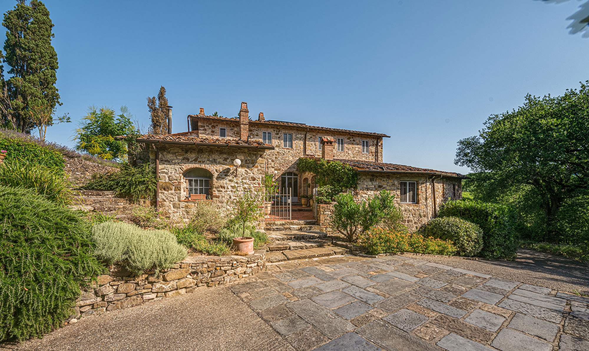 Villa Claudia, 5 Bedroom rate, 5 bedroom villa in Chianti & Countryside, Tuscany Photo #3