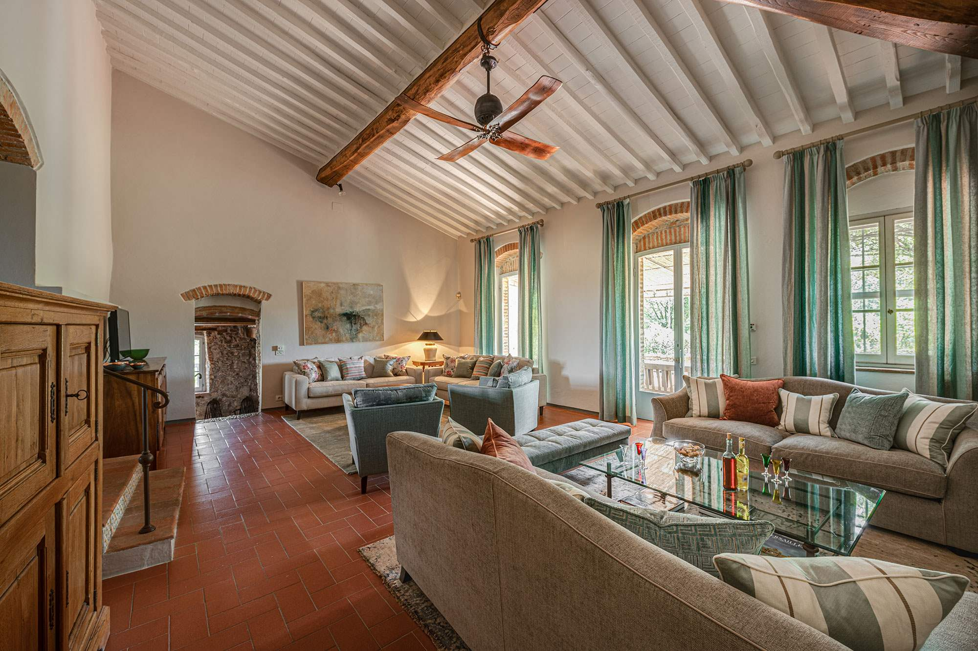 Villa Claudia, 5 Bedroom rate, 5 bedroom villa in Chianti & Countryside, Tuscany Photo #7