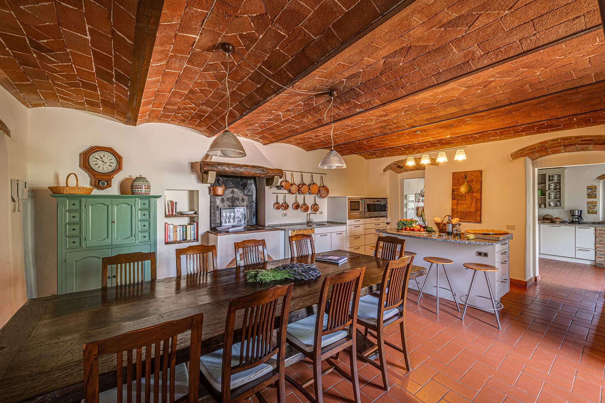 Villa Claudia, 5 Bedroom rate, 5 bedroom villa in Chianti & Countryside, Tuscany Photo #8