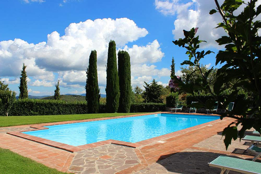Villa Floriana, 4 bedroom villa in Chianti & Countryside, Tuscany Photo #1