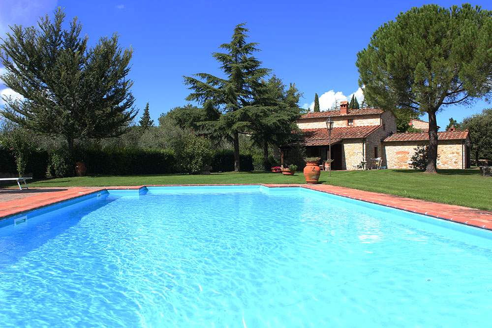 Villa Floriana, 4 bedroom villa in Chianti & Countryside, Tuscany Photo #12