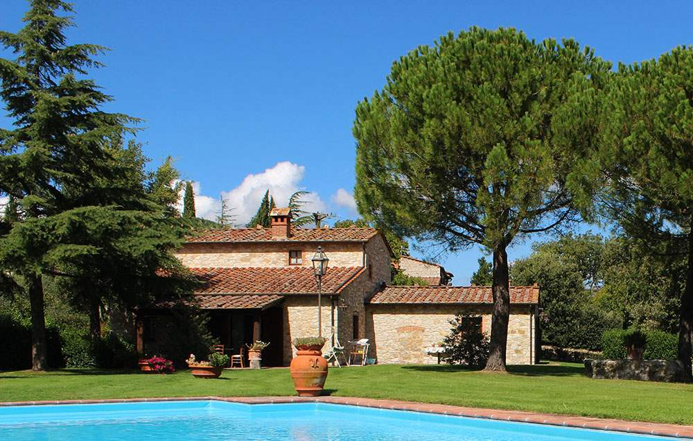 Villa Floriana, 4 bedroom villa in Chianti & Countryside, Tuscany Photo #2