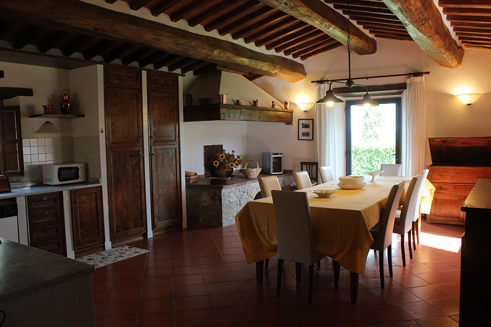 Villa Floriana, 4 bedroom villa in Chianti & Countryside, Tuscany Photo #6