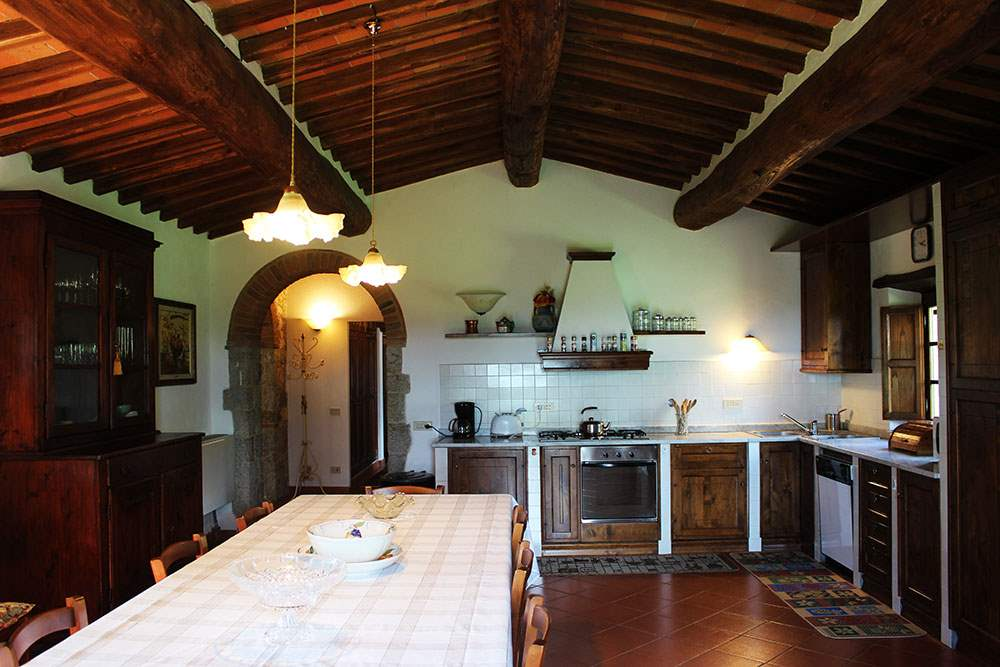 Villa Floriana, 4 bedroom villa in Chianti & Countryside, Tuscany Photo #7