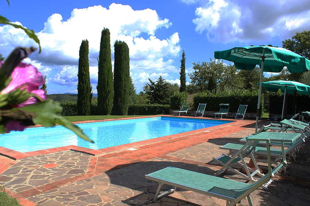 Villa Floriana, 4 bedroom villa in Chianti & Countryside, Tuscany Photo #8