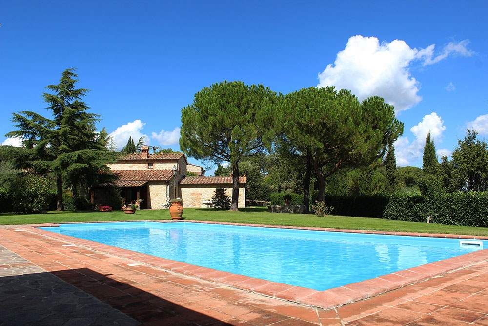 Villa Floriana, 4 bedroom villa in Chianti & Countryside, Tuscany Photo #9