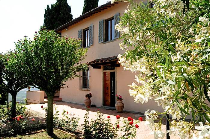 Villa Conca d'Oro, 6 bedroom villa in Chianti & Countryside, Tuscany Photo #11