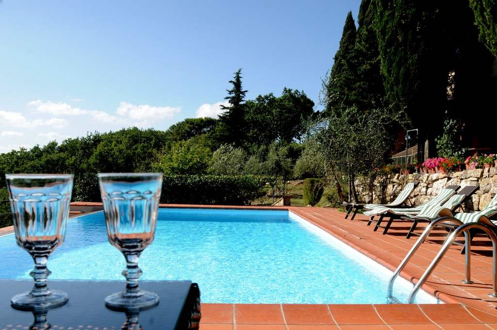 Villa Conca d'Oro, 6 bedroom villa in Chianti & Countryside, Tuscany Photo #13