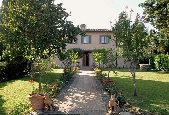 Villa Conca d'Oro, 6 bedroom villa in Chianti & Countryside, Tuscany Photo #3