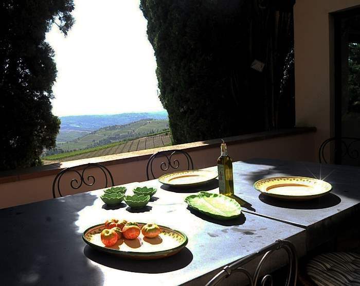 Villa Conca d'Oro, 6 bedroom villa in Chianti & Countryside, Tuscany Photo #5