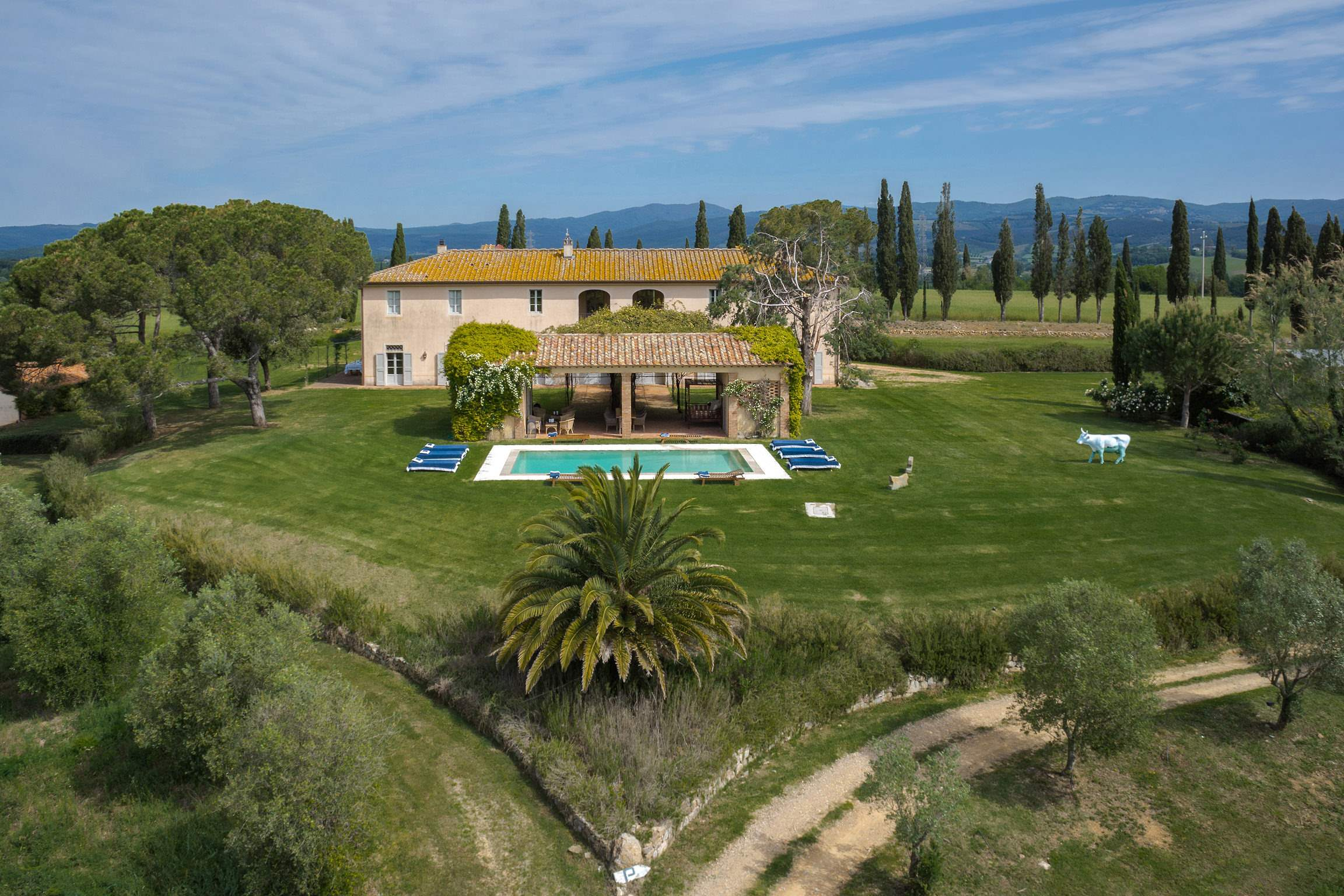 Villa Maremma 1, 7 bedroom villa in South Tuscany - Maremma, Tuscany Photo #1