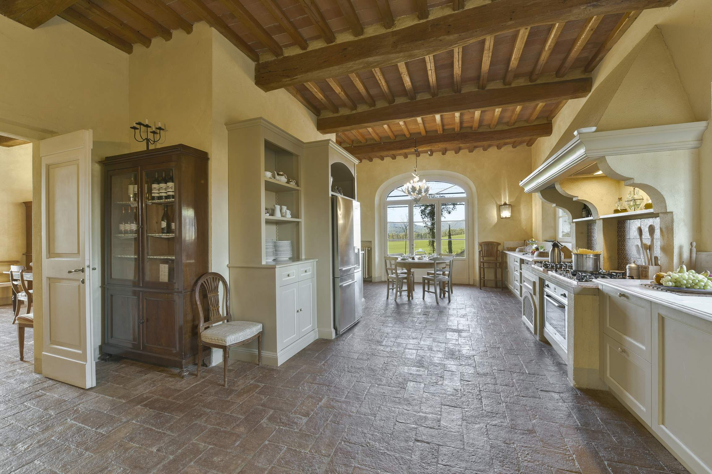 Villa Maremma 1, 7 bedroom villa in South Tuscany - Maremma, Tuscany Photo #12