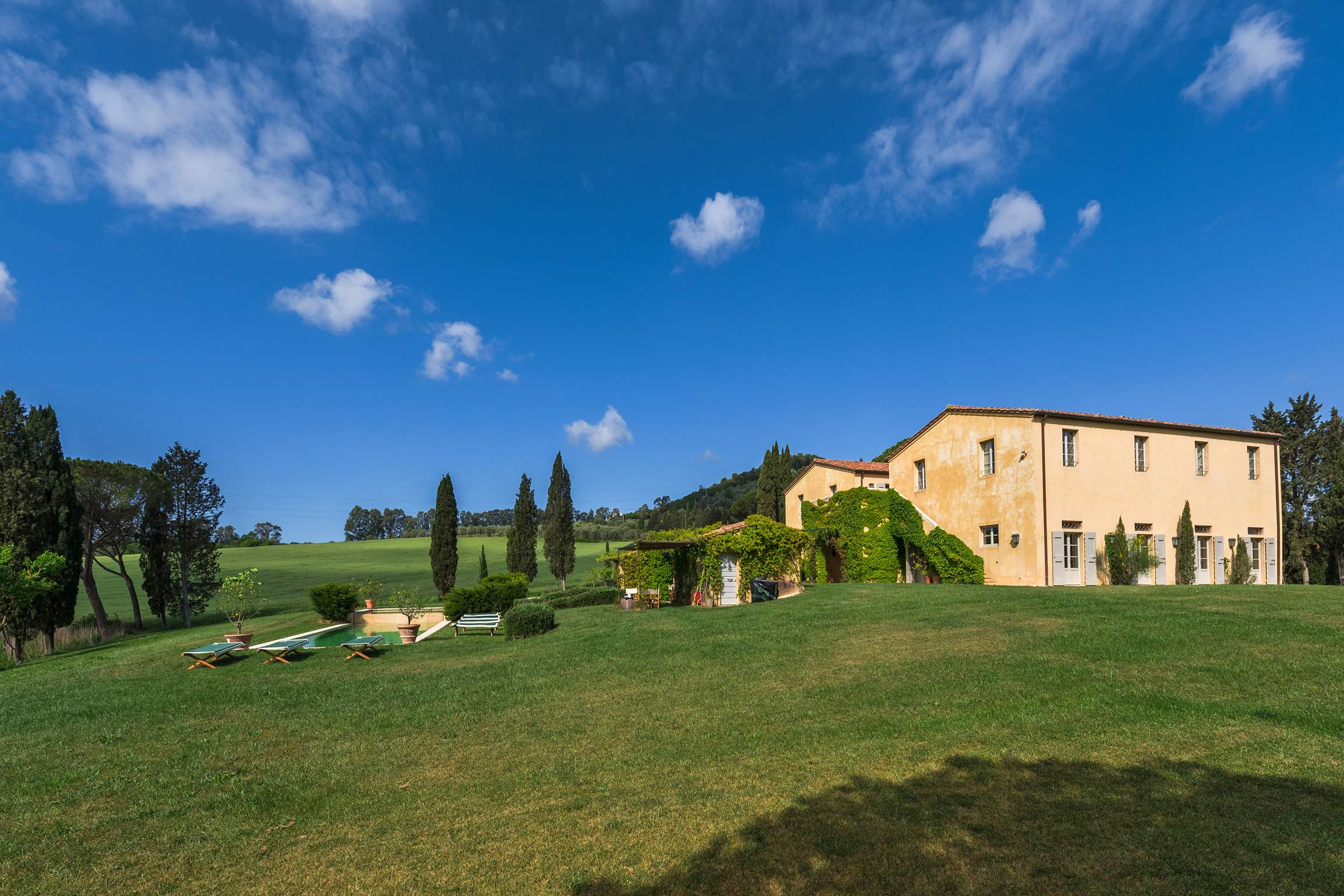 Villa Maremma 1, 7 bedroom villa in South Tuscany - Maremma, Tuscany Photo #2