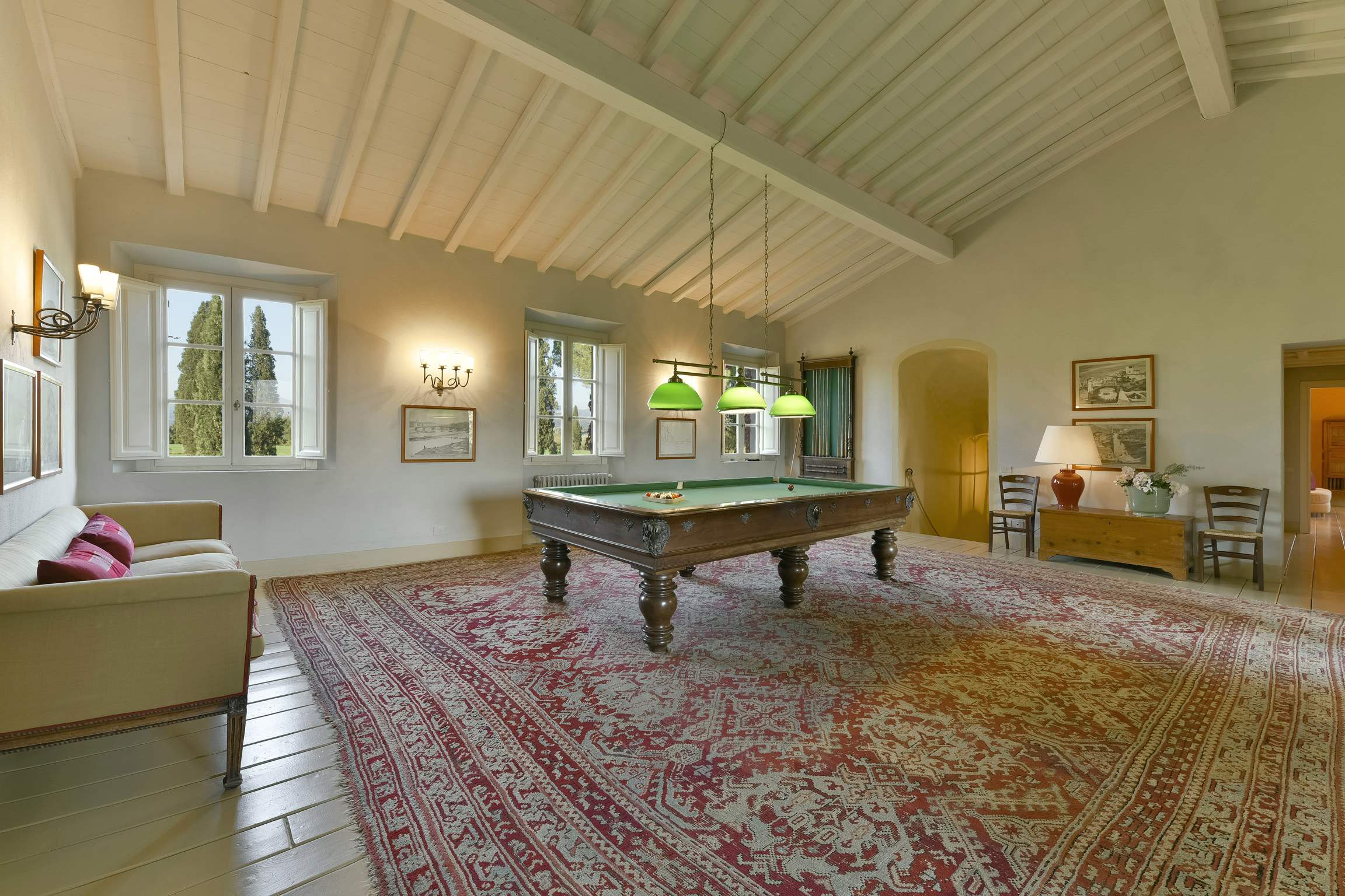 Villa Maremma 1, 7 bedroom villa in South Tuscany - Maremma, Tuscany Photo #21