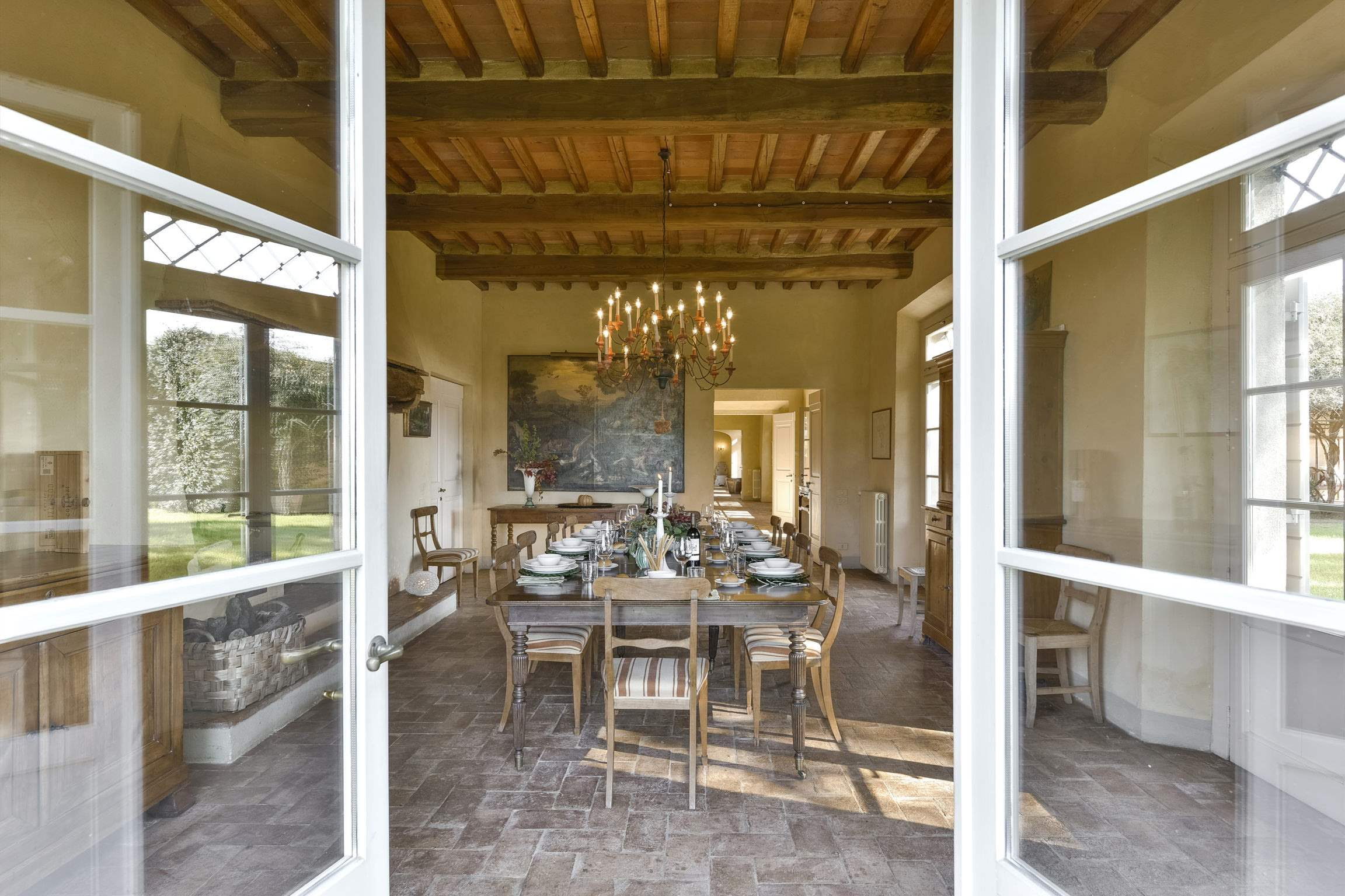 Villa Maremma 1, 7 bedroom villa in South Tuscany - Maremma, Tuscany Photo #5