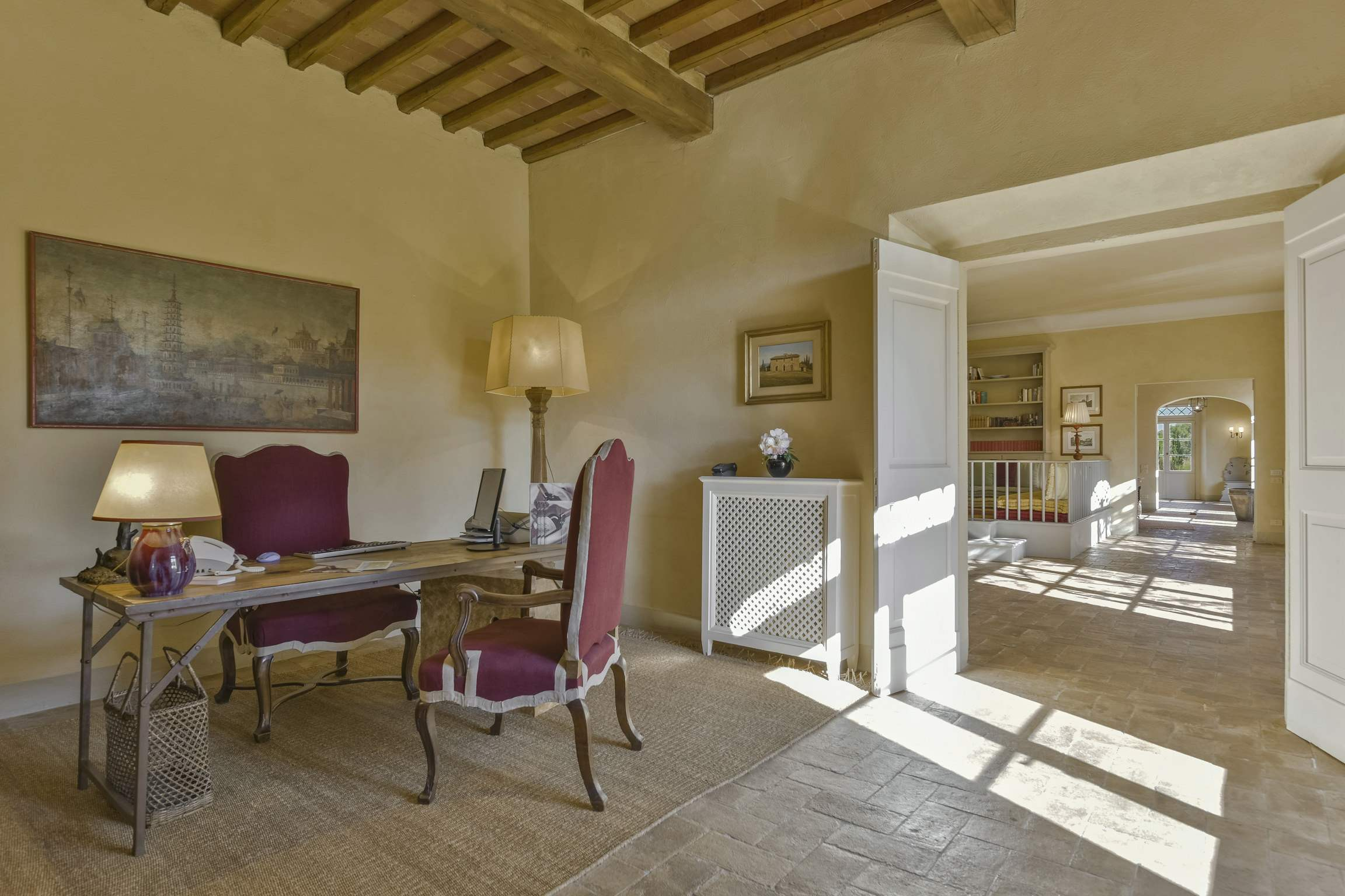 Villa Maremma 1, 7 bedroom villa in South Tuscany - Maremma, Tuscany Photo #6