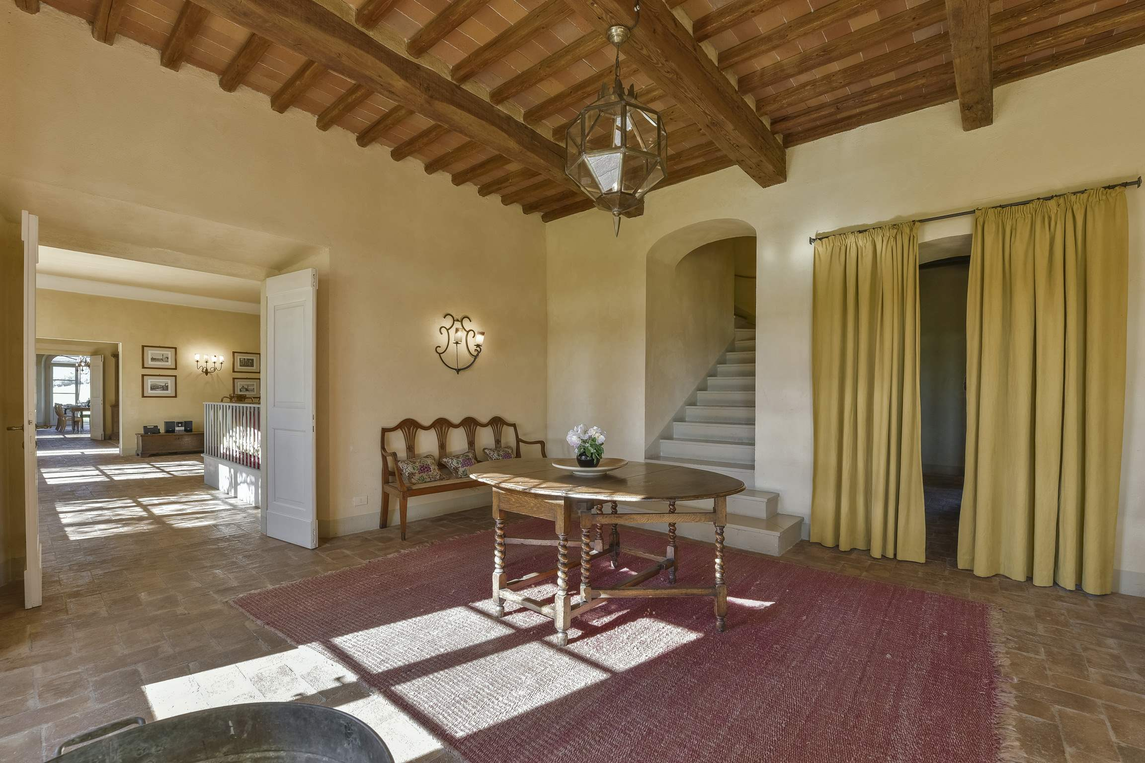Villa Maremma 1, 7 bedroom villa in South Tuscany - Maremma, Tuscany Photo #9