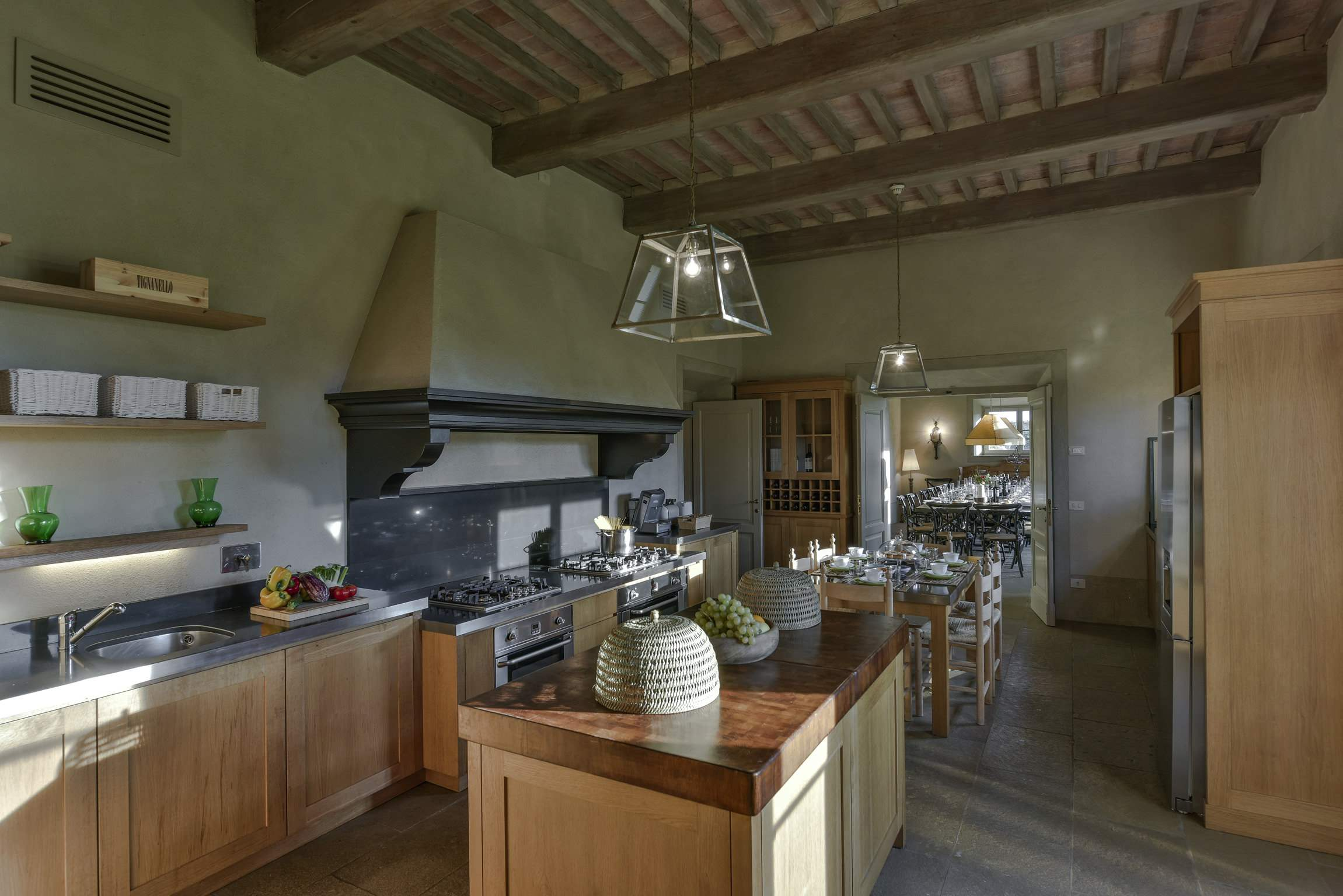 Villa Maremma 2, 9 bedroom villa in South Tuscany - Maremma, Tuscany Photo #15