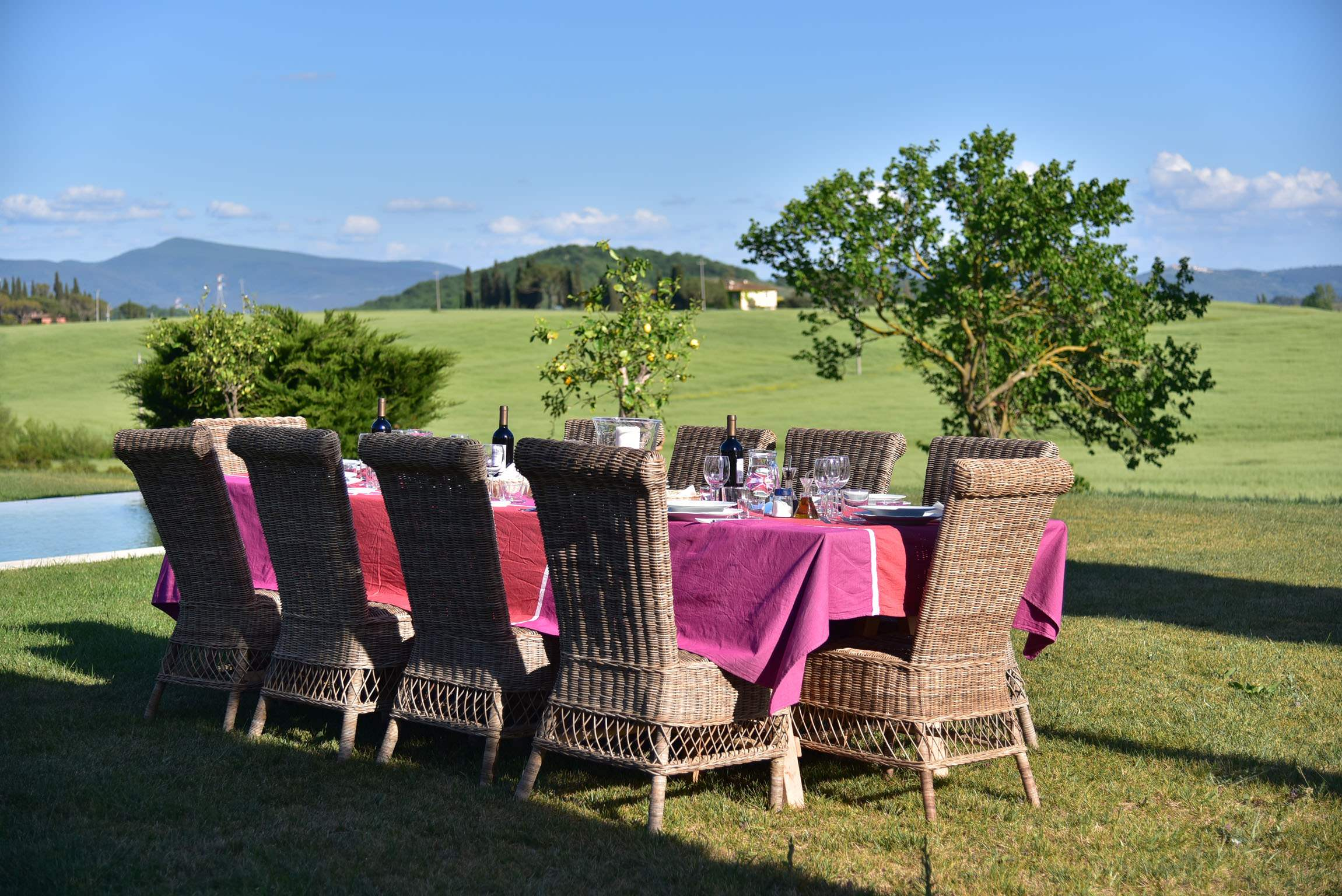 Villa Maremma 2, 9 bedroom villa in South Tuscany - Maremma, Tuscany Photo #4