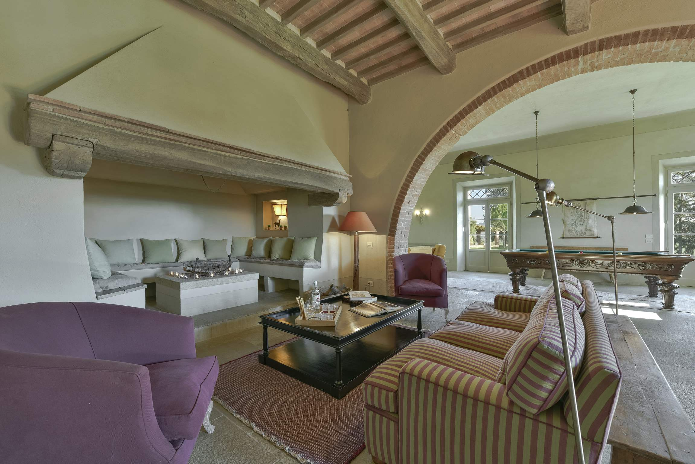 Villa Maremma 2, 9 bedroom villa in South Tuscany - Maremma, Tuscany Photo #7