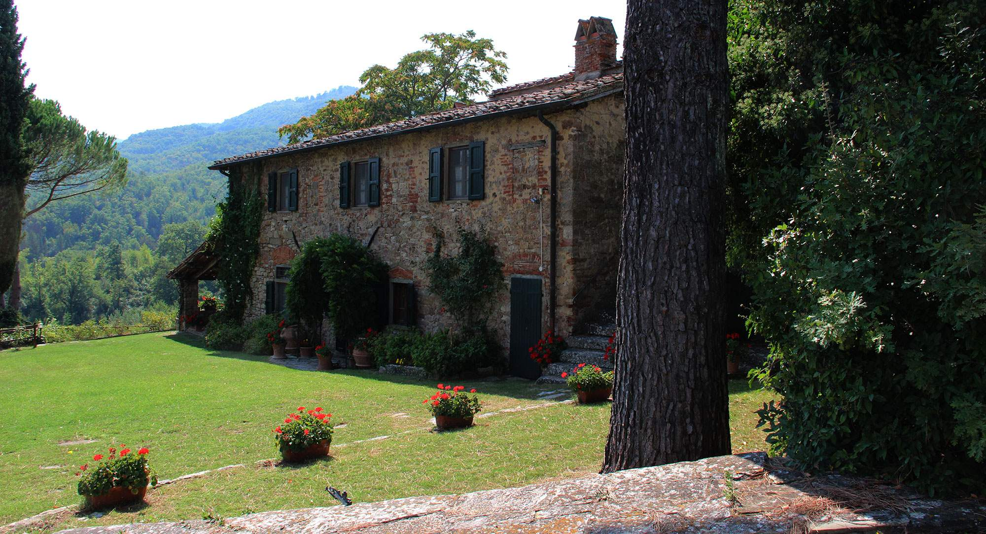 Villa Felicita, Main house only, 6 persons rate, 3 bedroom villa in Chianti & Countryside, Tuscany Photo #12